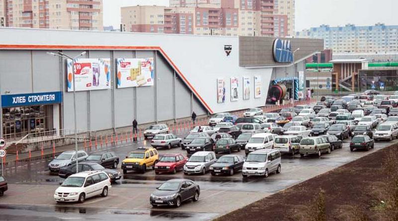 Строительный гипермаркет ОМА в Бресте