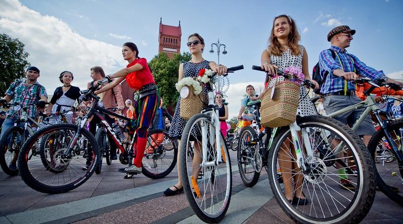 Где в Минске взять велосипед на прокат: 30+ велопрокатов белорусской столицы на карте