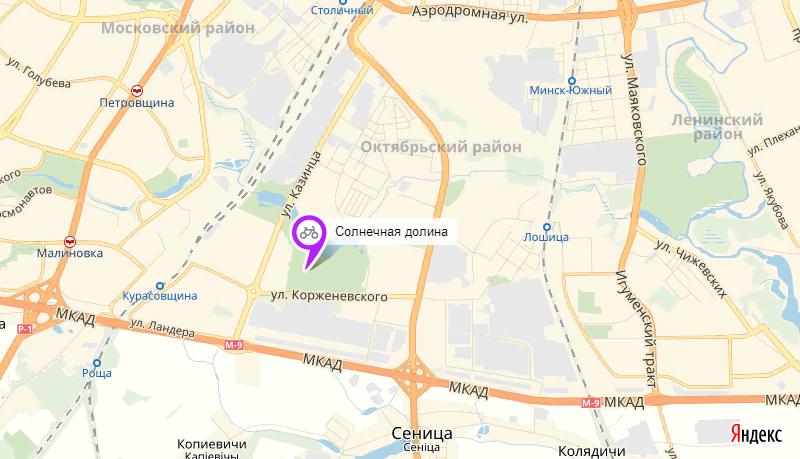 Прокат велосипедов Октябрьский район