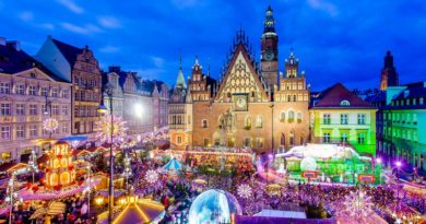 Рождественские и новогодние распродажи в Польше